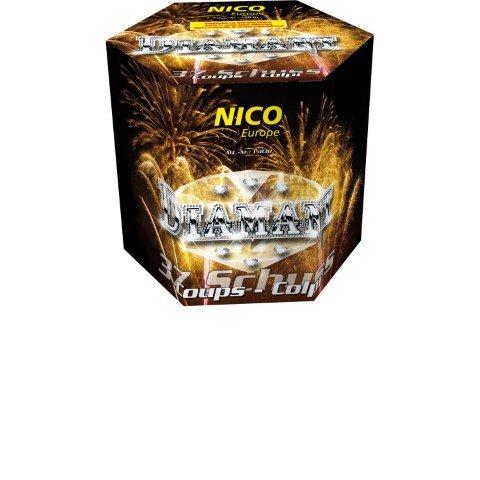 Diamant 37 Schuss F3 Feuerwerk von Nico