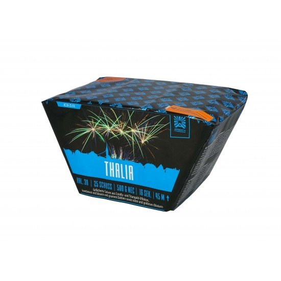 Thalia - 5x5er Fächer mit großen, farbenfrohen Effekten