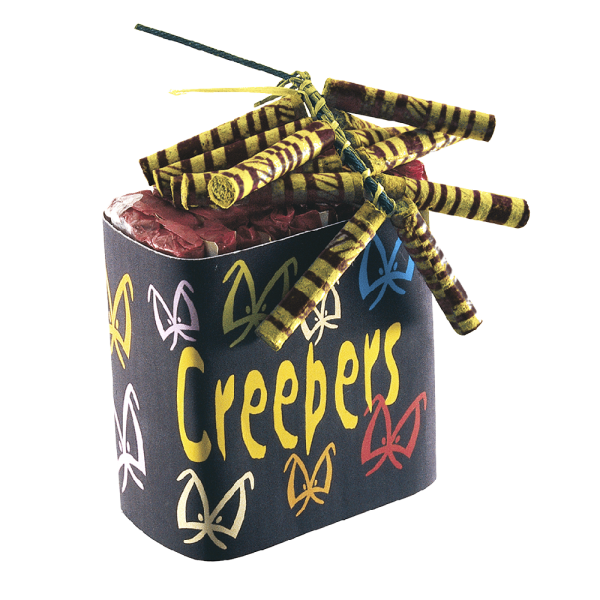 Creepers - 12x12 Bodenwirbel