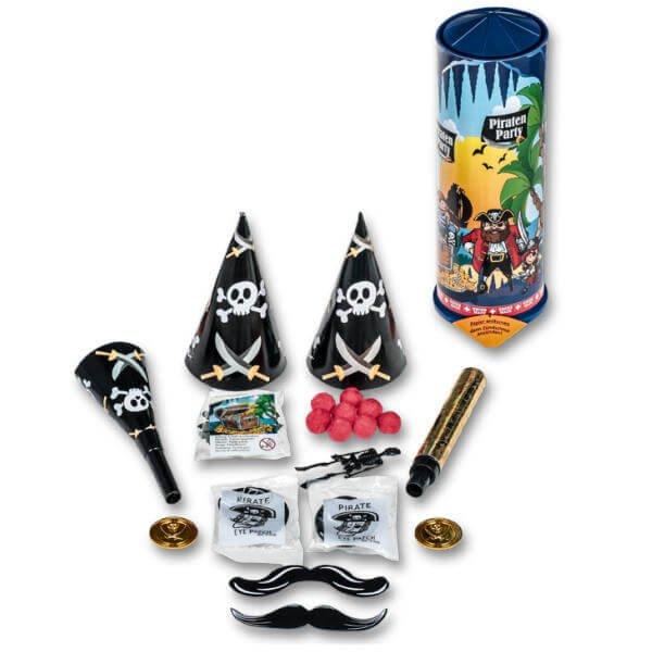 Tischbombe Piraten Party
