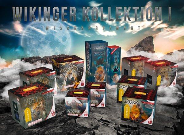 Pyrolager.de - Wikinger Kollektion 1