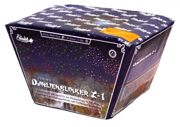 Funke Dahlienblinker Z-1