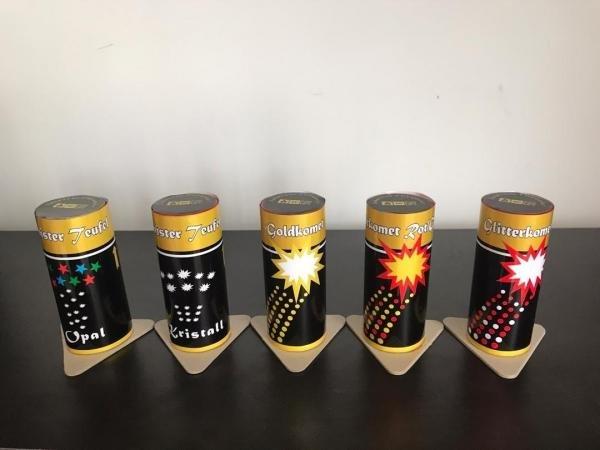 Kometen Mix von Lonestar Feuerwerk aus Berlin