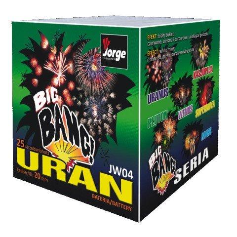 Uran von Jorge - Pyrolager.de