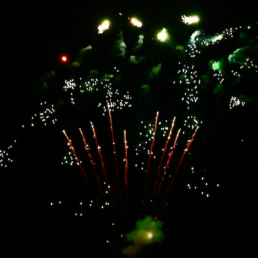 BZ50s-7010 Tropic Feuerwerk