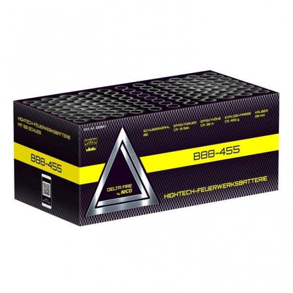 B88-455 88 Schuss Stepper Batterie aus der Delta Fire Serie von Nico