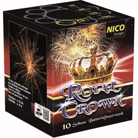 Royal Crown Feuerwerk nico